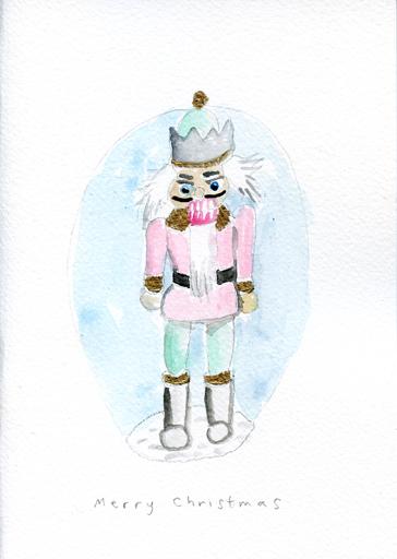 pink nutcracker001